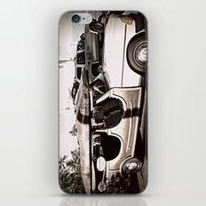 Surfer car iPhone & iPod Skin
