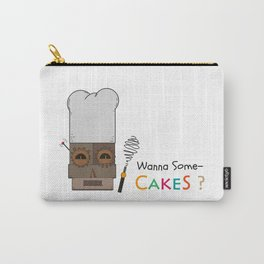 Wanna Some Cakes? Carry-All Pouch