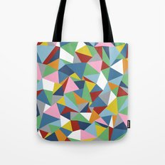 Abstraction #7 Tote Bag