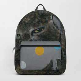 Grey Cats Backpack