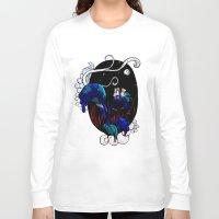 alice wonderland Long Sleeve T-shirts featuring Wonderland by deebaucheryy