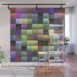 Mosaic Glitter 1 Wall Mural
