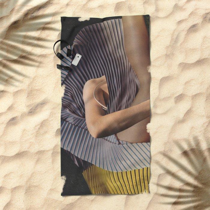 Skin Game Beach Towel