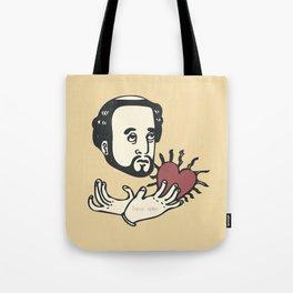 Francis Xavier(Cream) Tote Bag