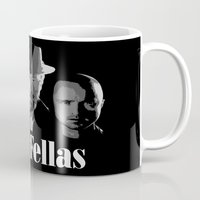 cook Mugs featuring Cook Fellas by Resistance