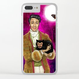Vampstyle! (What We Do In The Shadows) Clear iPhone Case
