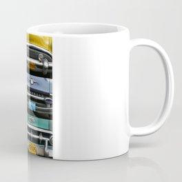 Cuba Car Grilles - Horizontal Coffee Mug