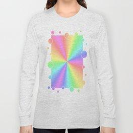 Rainbow Pattern 3 Long Sleeve T-shirt