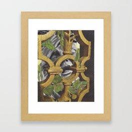 98. Framed Art Print