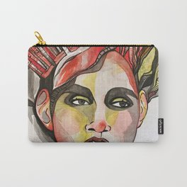 Woman and the Woods Carry-All Pouch