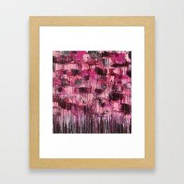 Kristy Framed Art Print