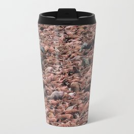 Counting Walrus Travel Mug