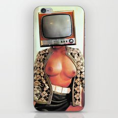 SEX ON TV - WOODY by ZZGLAM iPhone & iPod Skin