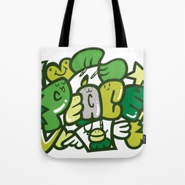 平和 - PEACE Tote Bag