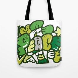 平和 - PEACE Tote Bag