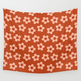 Perry red, small Wall Tapestry