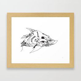 Omnisubmersible Framed Art Print