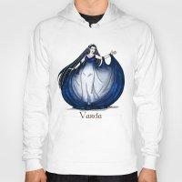 valar morghulis Hoodies featuring Varda by wolfanita