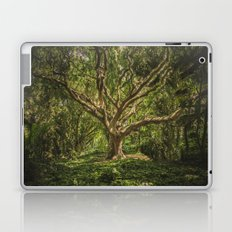 Spirits inside the wood Laptop & iPad Skin
