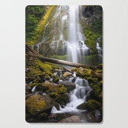 Proxy Falls, Oregon Cutting Board
