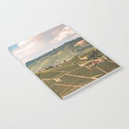 Village in Piedmont / Italy Notebook