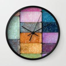 make-up colors Wall Clock