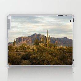 The Superstition Mountains Laptop & iPad Skin