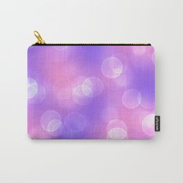 Soft lights Bokeh 1 Carry-All Pouch