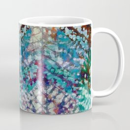Colorful leaves II Coffee Mug