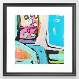 Think2 Framed Art Print
