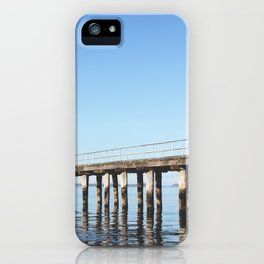 Reflections. iPhone Case