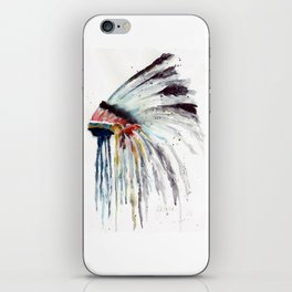 Indian Headress iPhone Skin