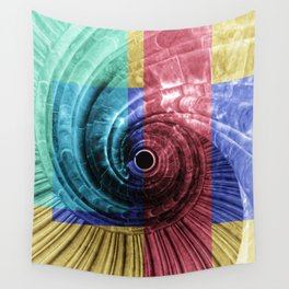 architecture art Wall Tapestry