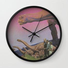 Looking at the past Wall Clock