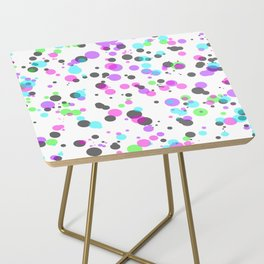 Lots a dots! Side Table