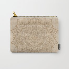Sand Mandala Carry-All Pouch