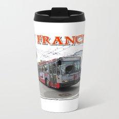 San Francisco Fillmore Street Metal Travel Mug