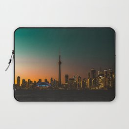 Colorful Toronto Laptop Sleeve