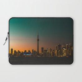Colorful Toronto Laptop Sleeve