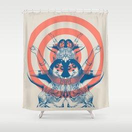 Space Ritual Shower Curtain