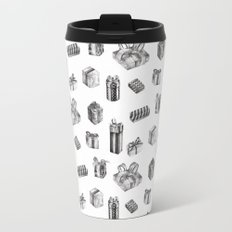 Birthday Presents: B&W Travel Mug