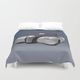 Sexy Curves Duvet Cover