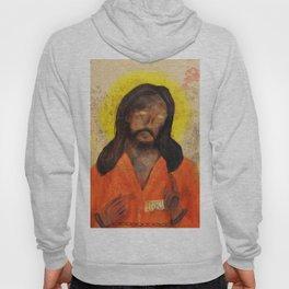 Jumpsuit Jesus Hoody