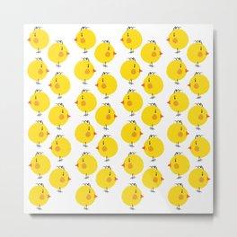 chick chick Metal Print