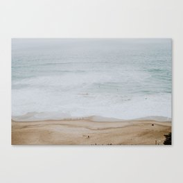 seashore iii / california Canvas Print