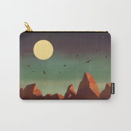 Pinnacles National Park Carry-All Pouch