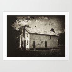 Hell House Art Print