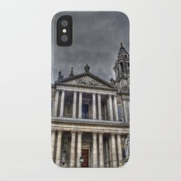 St. Paul's Cathedral, London iPhone Case