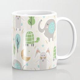 Forest Slumber Coffee Mug