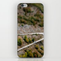road iPhone & iPod Skins featuring Road by PhotoStories
